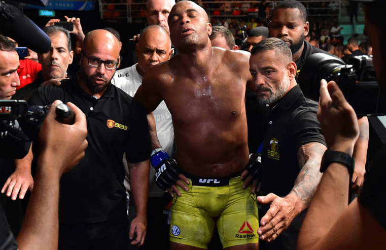 Anderson Silva: Former Champion Suffers Minor Injuries At UFC 237