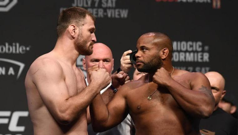 Daniel Cormier Says Next Fight Will Be With Stipe Miocic, Also Will Be His Last
