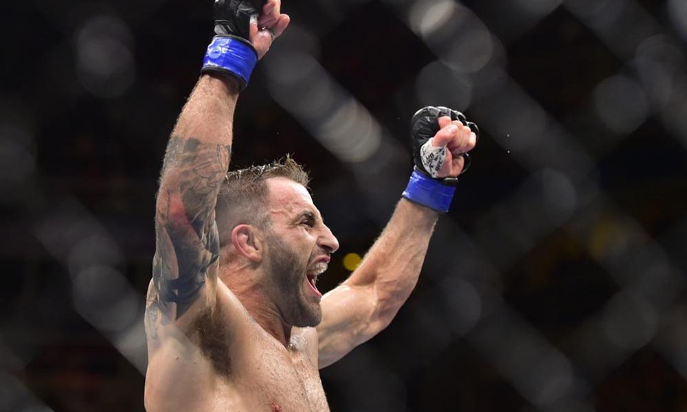Alexander Volkanovski Hospitalized After Win At UFC 237