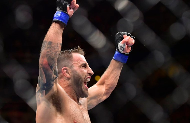 Alexander Volkanovski Hospitalized After Win At UFC 237