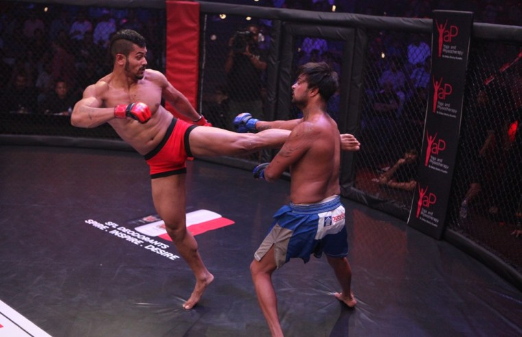MFN 2: Bhabajeet Choudhary's Return To The Cage Delayed