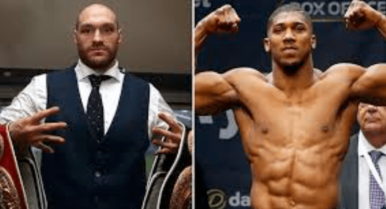 Fury On Joshua: If That Was Me, I'd Never Show My Face In Public Again