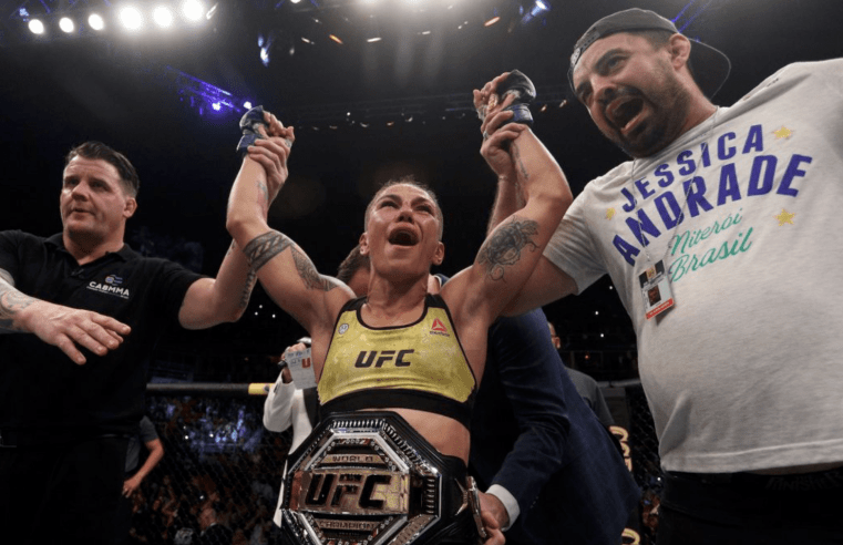 Jessica Andrade Details Being Robbed At Gun Point