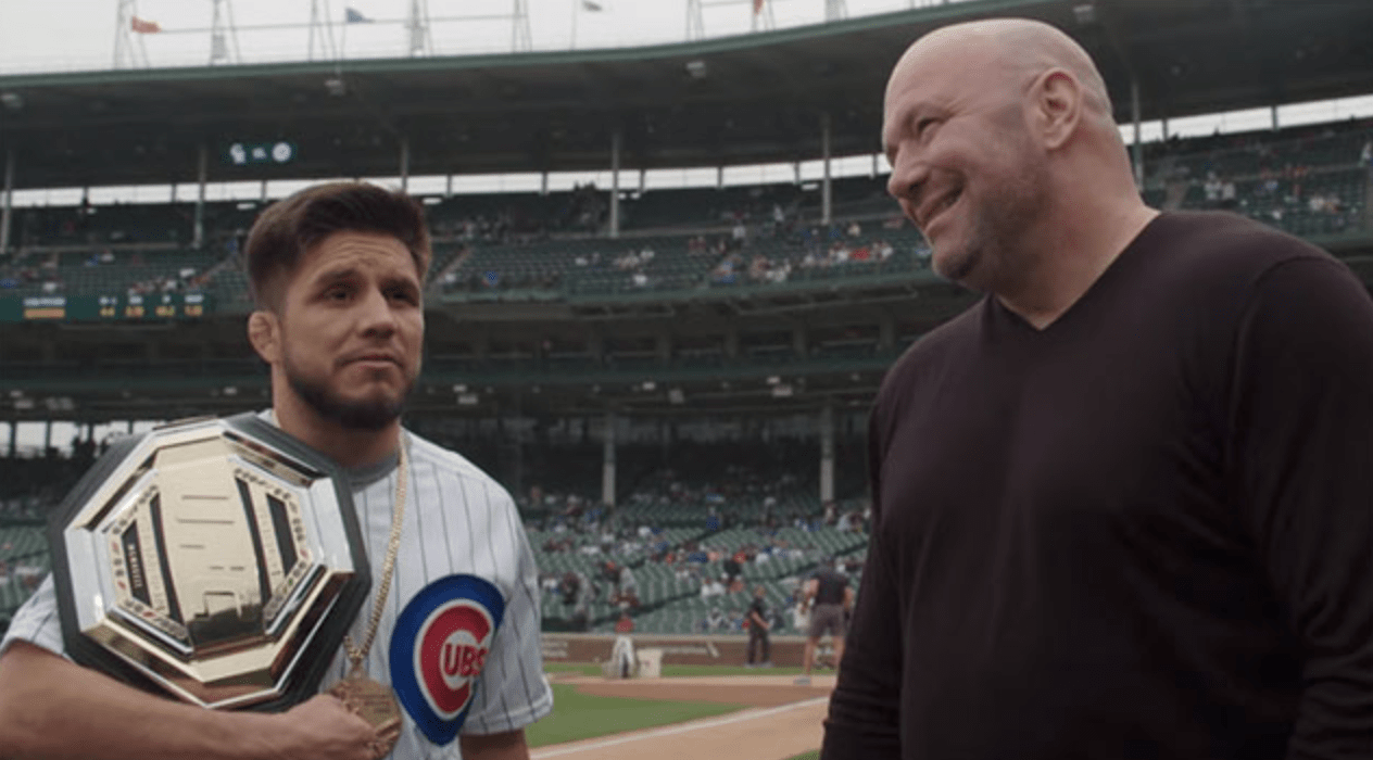 Dana White Confirms Henry Cejudo Has Saved The Flyweight Division