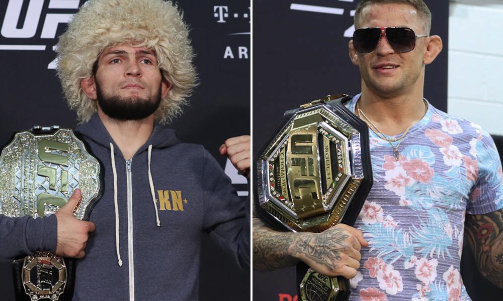 UFC 242: Khabib Nurmagomedov Vs Dustin Poirier Made Official