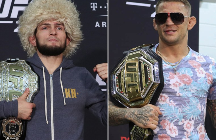 UFC 242: Khabib Nurmagomedov Vs Dustin Poirier Made Official