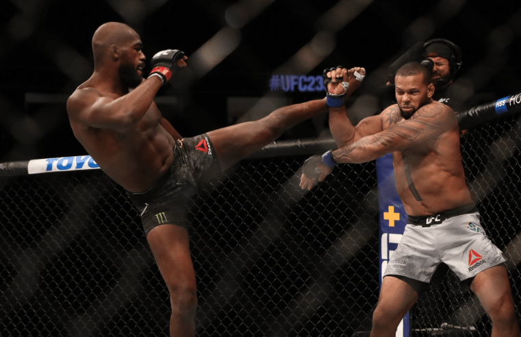 Thiago Santos Wants Rematch With Jon Jones
