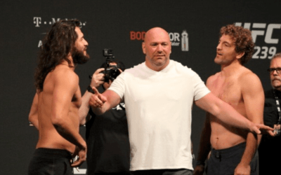 UFC - Jorge Masvidal To Ben Askren: Get Back On The High Horse