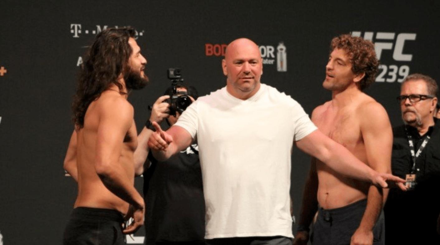 Ben Askren Defends Jorge Masvidal, Says Flying Knee Wasn't Lucky