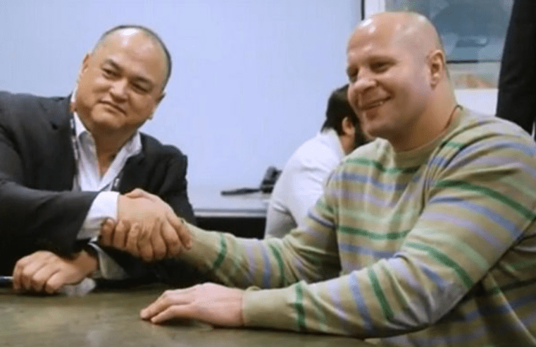 Scott Coker Wants Fedor vs 'Rampage' Jackson Or Josh Barnett In Japan