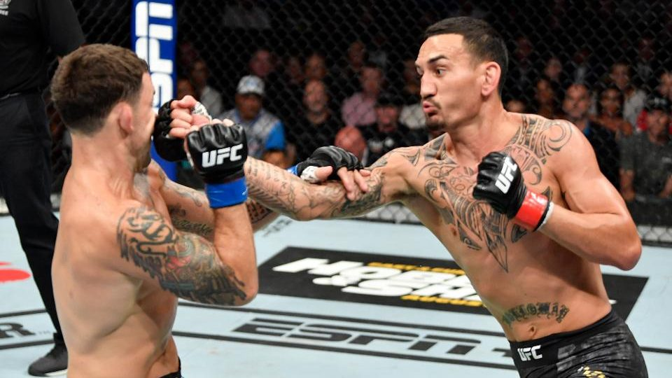 Max Holloway Sends Classy Message To Frankie Edgar