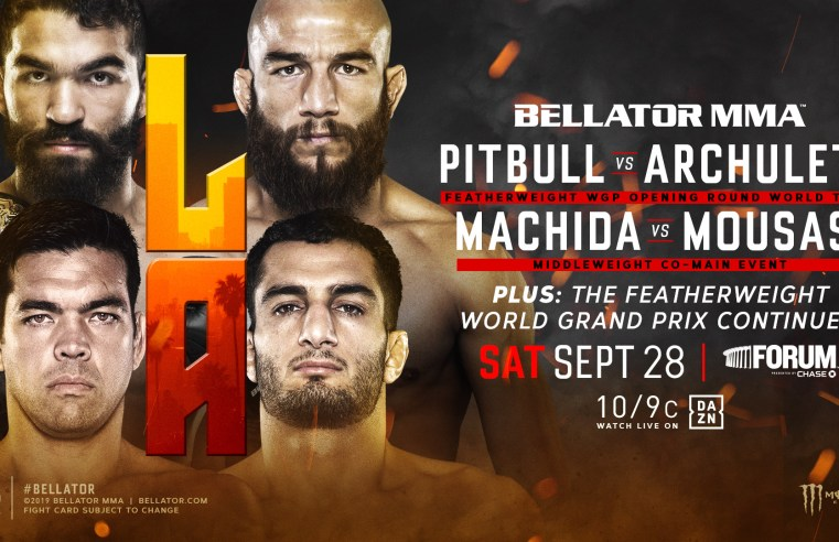 Lyoto Machida Vs Gegard Mousasi Booked For Bellator 228