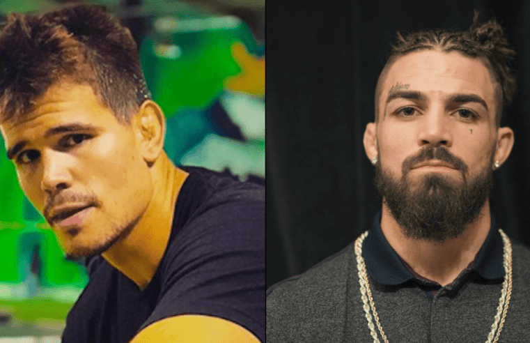 Mickey Gall Responds To Mike Perry Call Out
