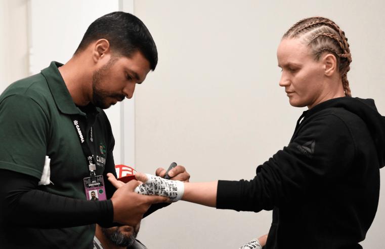 UFC Uruguay Results: Shevchenko vs Carmouche 2