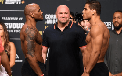 Costa, Romero Gained Over 10% Of Their Body Weight Ahead UFC 241