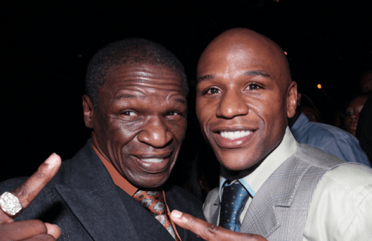 Mayweather Sr 'Pretty Sure' His Son Will Fight Manny Pacquiao Again
