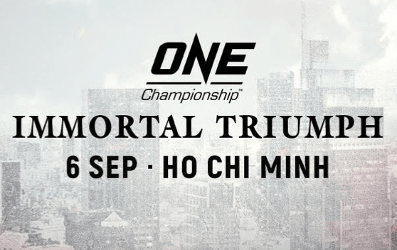 Complete Card Announced For ONE: Immortal Triumph