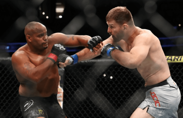 Stipe Miocic Sidelined Due To Major Retina Injury