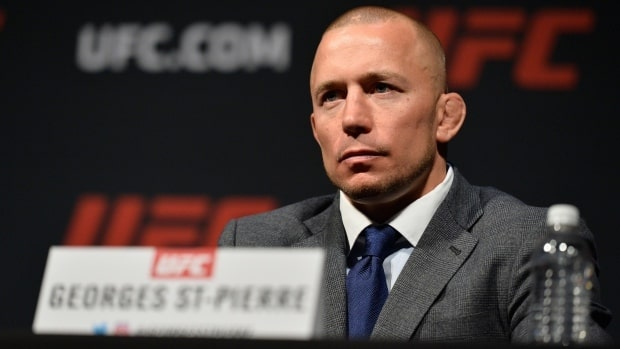 GSP On Fighting Nick Diaz And Who Should Fight For The MW Title Next