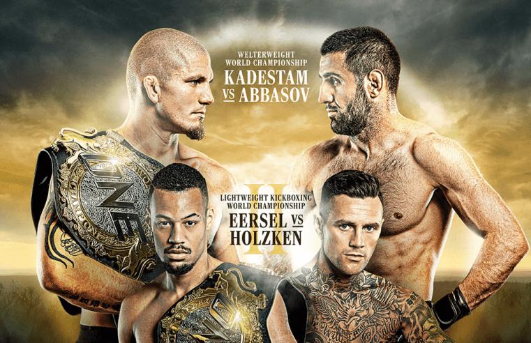 Kadestam To Defend Title Against Abbasov At ONE: Dawn Of Valor