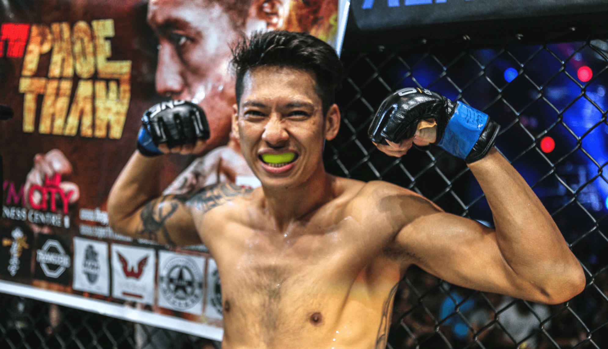 Phoe Thaw Will Be Looking To Continue His Streak Of Knockouts In Tokyo