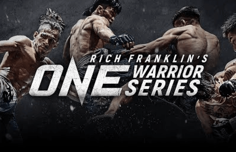 ONE Warrior Series 8: Japan vs The World Full Card Announced