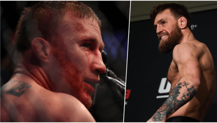 Conor McGregor Wants Khabib In Moscow, Justin Gaethje Puts Him On Blast