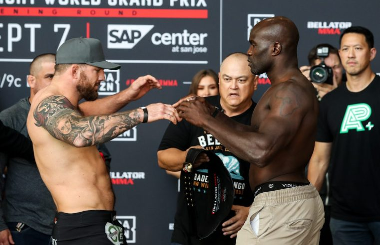 Bellator 226 Weigh-In Results
