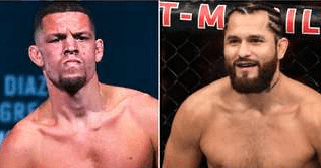 Nate Diaz And Jorge Masvidal On The Drama Leading Up To UFC 244