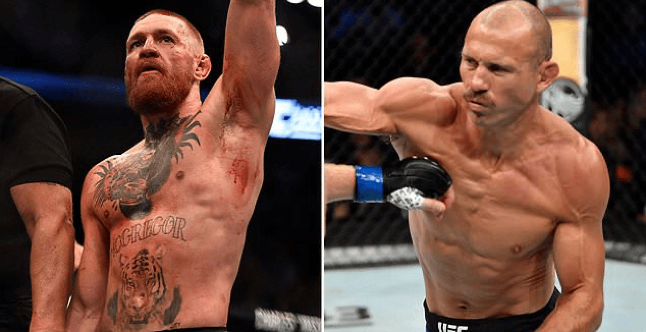 Team 'Cowboy': McGregor Has A Lot More To Worry About Than We Do