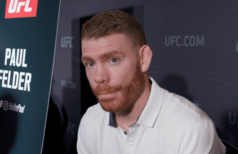 UFC – Paul Felder On Conor McGregor: Get Him Out Of Our Way