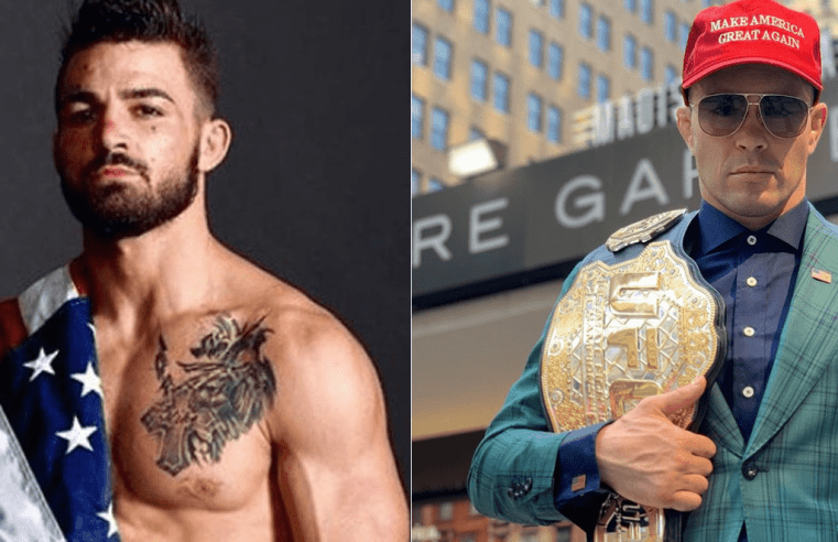 Mike Perry Gives Colby Covington A Warning