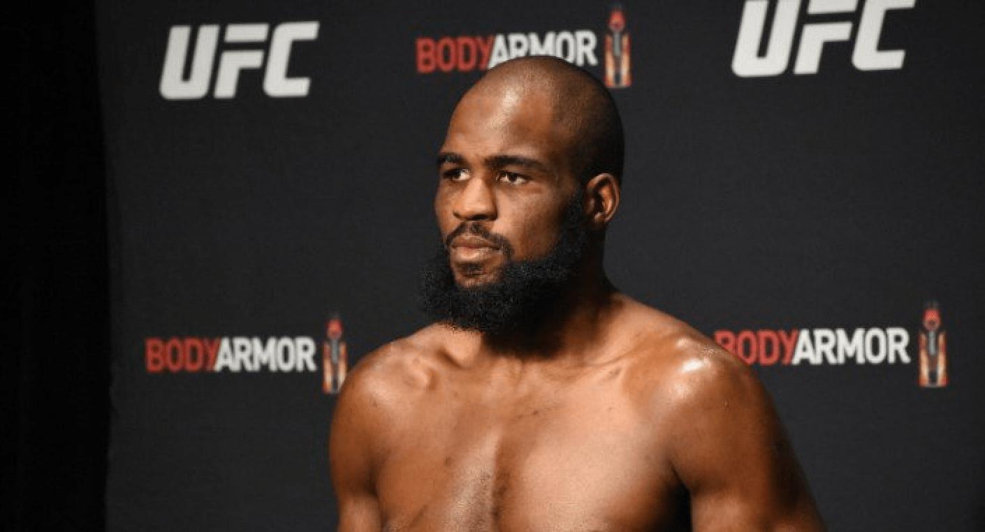 UFC: Corey Anderson Responds to Jon Jones, Anthony Smith Messages