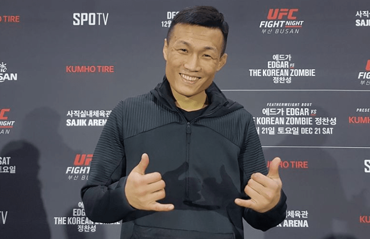 UFC: 'The Korean Zombie' Is Prepared To Fight Again To Earn Title Shot