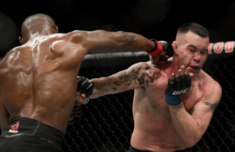 UFC 245 Medical Suspensions