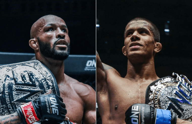 Adriano Moraes vs Demetrious Johnson Set For ONE: Reign Of Dynasties