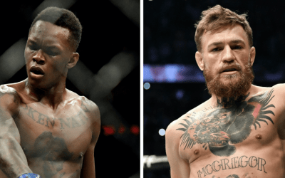 UFC: Israel Adesanya Talks Conor McGregor And Defending His Title