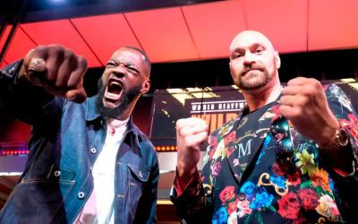 This Is How The Combat Sport World Reacted To Fury vs Wilder 2