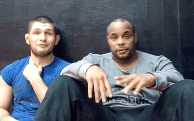 UFC - Daniel Cormier: No Fight Makes More Money Than Khabib vs Conor