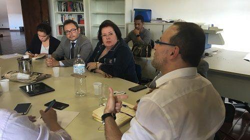 CONAMP participa de reunião do Fórum Brasileiro de Segurança Pública