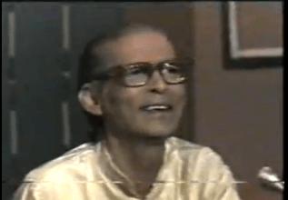 K .Mahavir :kisi ki mast aankhon mein mujhe sona nhi aata