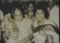 zohrabai and lata mangeshkar