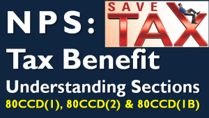 NPS - Tax Benefits