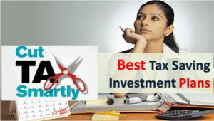 Best Tax Saving Investment Plans u/s 80C