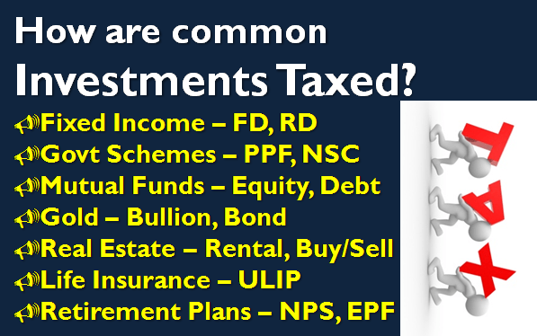 How are your Investments Taxed?