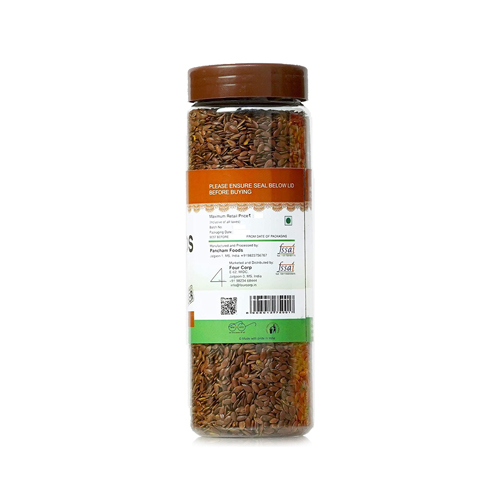 Pancham Roasted Flax Seeds - 240gm