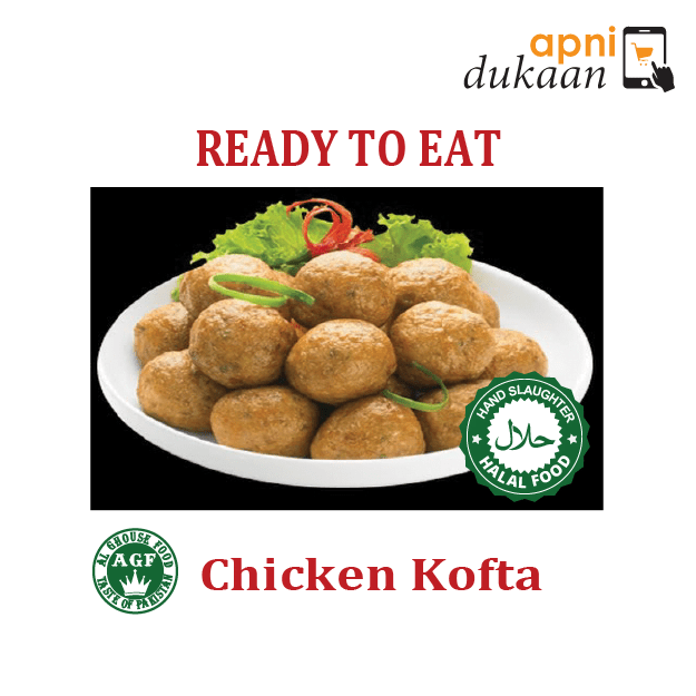 AGF Chicken Kofta 1 Pack – Ready To Eat