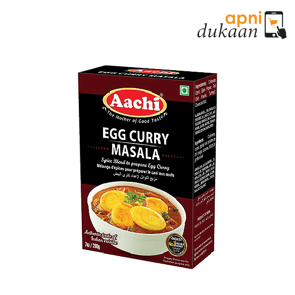 Aachi Egge Curry Masala  50gm
