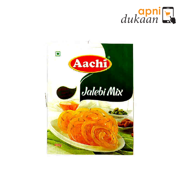 Aachi Jalebi Mix 200gm