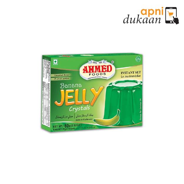 Ahmed Banana Jelly 85G